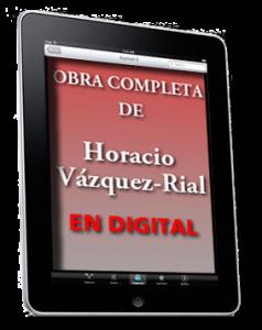 Obras completas de HVR en digital ¡por € 100.–!