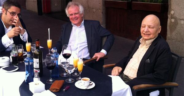 Mario Noya, José María Marco & Horacio Vázquez-Rial